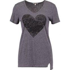 T-shirty damskie: Sundry ROTATED HEART Tshirt z nadrukiem heather grey
