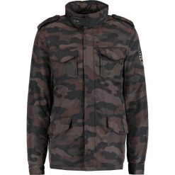 Parki męskie: INDICODE JEANS HIGH POINT Parka dried