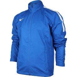 Nike Kurtka męska Team Squad SF1 Sideline Rain niebieski r. S (645551 463). Białe kurtki męskie marki Adidas, l, z jersey, do piłki nożnej. Za 236,84 zł.