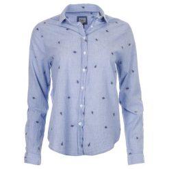 Pepe Jeans Koszula Damska Evia S Jasnoniebieska. Niebieskie koszule jeansowe damskie Pepe Jeans, s. Za 365,00 zł.