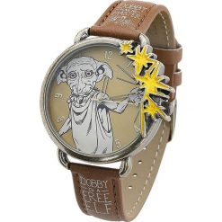 Harry Potter Dobby Zegarek na rękę brązowy. Brązowe zegarki damskie Harry Potter. Za 121,90 zł.