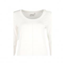 S.Oliver T-Shirt Damski 36 Kremowy. Białe t-shirty damskie S.Oliver, s. Za 99,90 zł.