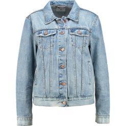 Bomberki damskie: Teddy Smith BLUMINDALE Kurtka jeansowa stone blue