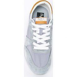 Pepe Jeans - Buty Bimba Basic. Szare buty sportowe damskie Pepe Jeans, z gumy. W wyprzedaży za 219,90 zł.