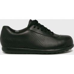 Camper - Buty Pelotas XL. Czarne halówki męskie marki Camper, z gore-texu, wspinaczkowe, gore-tex. W wyprzedaży za 639,90 zł.