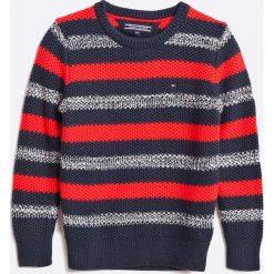 Swetry klasyczne męskie: Tommy Hilfiger – Sweter dziecięcy 104-176 cm