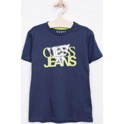 T-shirty chłopięce z nadrukiem: Guess Jeans – T-shirt dziecięcy 118-175 cm