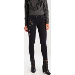 Dorothy Perkins BEADED DARCY Jeans Skinny Fit black. Czarne boyfriendy damskie Dorothy Perkins. W wyprzedaży za 199,20 zł.