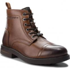 Kozaki PEPE JEANS - Hubert Boot PMS50159 Tan 869. Brązowe botki męskie Pepe Jeans, z jeansu. Za 549,00 zł.