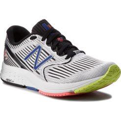 Buty NEW BALANCE - W890WB6 Biały. Białe buty do biegania damskie New Balance, z materiału. W wyprzedaży za 339,00 zł.