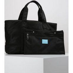Calvin Klein Jeans PILOT Torba na zakupy black. Czarne shopper bag damskie Calvin Klein Jeans, z jeansu. W wyprzedaży za 356,30 zł.