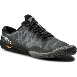 Buty do biegania damskie: Buty MERRELL - Vapor Glove 3 J12674 Black/Silver