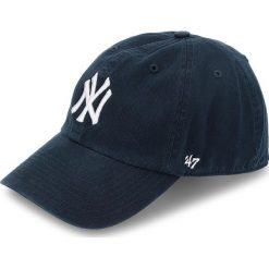 Czapka z daszkiem 47 BRAND - New York Yankees 47 B-RGW17GWS-HM Granatowy. Niebieskie czapki z daszkiem damskie 47 Brand, z bawełny. Za 99,00 zł.