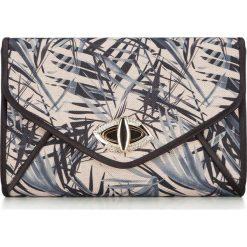 Torebka damska 86-4Y-800-X01. Brązowe torebki klasyczne damskie Wittchen, w paski, małe. Za 125,00 zł.