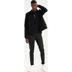 Soulland PADE Bluza black. Czarne kardigany męskie Soulland, m, z bawełny. W wyprzedaży za 407,20 zł.