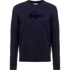 Lacoste Bluza navy blue. Niebieskie bluzy męskie Lacoste, m, z bawełny. Za 529,00 zł.