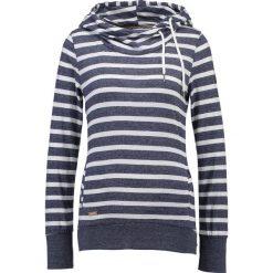 Odzież damska: Ragwear BEAT Bluza z kapturem navy
