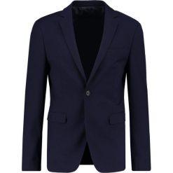 Marynarki męskie slim fit: YOURTURN Marynarka garniturowa dark blue