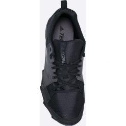 Adidas Performance - Obuwie. Szare halówki męskie marki adidas Performance, z gumy, na sznurówki, outdoorowe. W wyprzedaży za 269,90 zł.