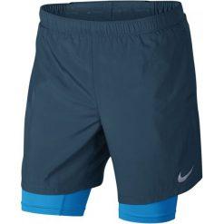 Nike Szorty Męskie M Nk Chllgr 2In1 Short 7in Blue Force Equator Blue S. Niebieskie spodenki sportowe męskie Nike, z materiału, sportowe. Za 155,00 zł.
