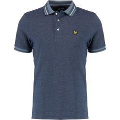 Koszulki polo: Lyle & Scott OXFORD TIPPED Koszulka polo blue