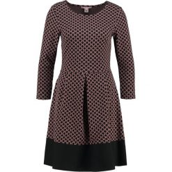 Sukienki: Anna Field Sukienka z dżerseju black/ash rose
