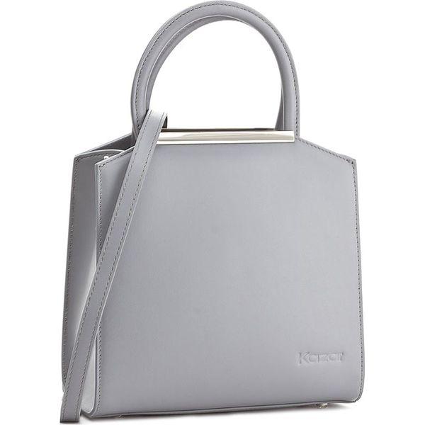 c3ead380 Torebka KAZAR - Taylor 28236-01-11 Szary - Szare torebki klasyczne ...