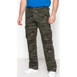 Bojówki męskie: Spodnie bojówki w moro
