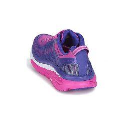 Buty do biegania Hoka one one  ARAHI 2. Fioletowe buty do biegania damskie marki NEWFEEL, z poliesteru. Za 549,99 zł.