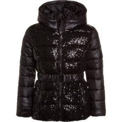 OVS PADDED JACKET SEQUINS Kurtka zimowa meteorite. Czarne kurtki dziewczęce zimowe marki OVS, z materiału. W wyprzedaży za 174,30 zł.