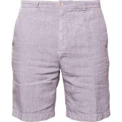 Bermudy męskie: 120% Lino Szorty medium grey