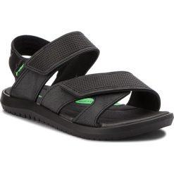 Sandały męskie: Sandały RIDER – Terrain Sandal Ad 82224 Black/Green 21675