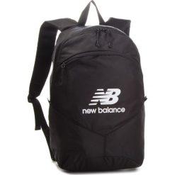 Plecak NEW BALANCE - TM Backpack NTBBAPK8PK  Black. Czarne plecaki męskie New Balance, z materiału, sportowe. Za 99,99 zł.