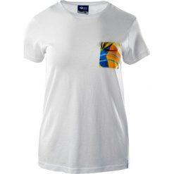 AQUAWAVE Koszulka damska BAMBOONA WMNS biała r. XL. Białe topy sportowe damskie AQUAWAVE, xl. Za 39,06 zł.