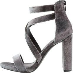 Sandały damskie: New Look TWISTER Sandały na obcasie mid grey