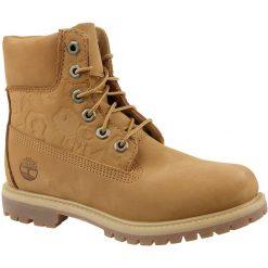 Timberland 6 In Premium Boot W A1K3N. Czarne buty trekkingowe damskie marki Timberland, na zimę. W wyprzedaży za 699,99 zł.
