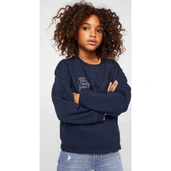 Bluzy dziewczęce rozpinane: Mango Kids - Bluza dziecięca Lovely 116-164 cm