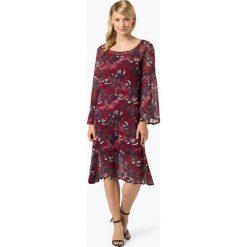 Part Two - Sukienka damska – Gartinel, czerwony. Czerwone sukienki balowe Part Two, z nadrukiem, z szyfonu. Za 349,95 zł.