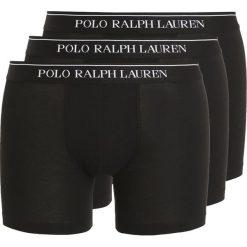 Polo Ralph Lauren 3 PACK  Panty polo black. Czarne bokserki męskie Polo Ralph Lauren, z bawełny. Za 209,00 zł.