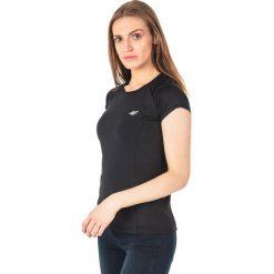 4f Koszulka damska H4L18-TSDF002 czarna r. L. Czarne bluzki damskie 4f, l. Za 59,00 zł.