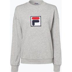 FILA - Damska bluza nierozpinana – Erika 2.0, szary. Szare bluzy damskie Fila, s, z aplikacjami. Za 229,95 zł.
