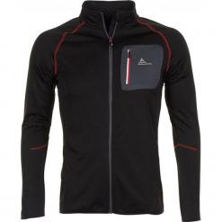 Kurtka polarowa w kolorze czarnym. Czarne kurtki męskie marki Peak Mountain, m, z materiału. W wyprzedaży za 96,95 zł.