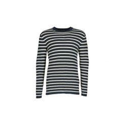 Swetry Selected  CALL. Szare swetry klasyczne męskie marki Selected, l, z materiału. Za 175,20 zł.
