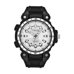 """Zegarki męskie: Zegarek """"Q-DG18-003"""" w kolorze czarnym"""