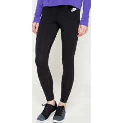 Nike Sportswear - Legginsy. Szare legginsy Nike Sportswear, l, z bawełny. W wyprzedaży za 99,90 zł.