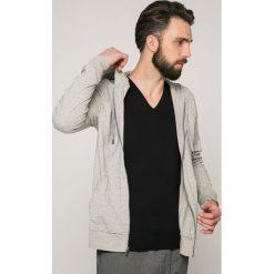 Calvin Klein Underwear - Bluza. Szare bluzy męskie rozpinane marki TARMAK, m, z bawełny, z kapturem. W wyprzedaży za 179,90 zł.