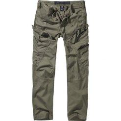 Brandit Adven Trousers Slim Fit Spodnie oliwkowy. Zielone rurki męskie marki Brandit. Za 164,90 zł.