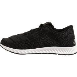Buty do biegania damskie: adidas Performance AEROBOUNCE PR Obuwie do biegania treningowe black/silver/white