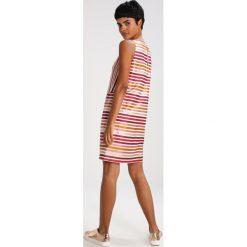 Sukienki hiszpanki: Sisley Sukienka letnia red/white