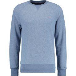 Kardigany męskie: GANT ORIGINAL CNECK Bluza denim blue